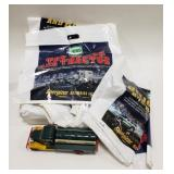 Large Lot of Hess Truck Plastic Bags and Hes