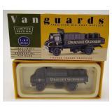 1:64 Scale Vanguards Precision Die-cast Thames