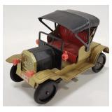 Japan Tin Battery Op. Opel Car