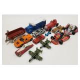 Lot of Tootsietoys, Corgi Toys, Auburn Rubber,