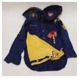 Vintage Cub Scouts / Boy Scouts Uniform