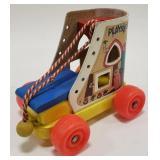 Playskool Wood Pull Toy Shoe
