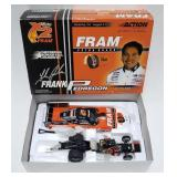 1:24 Scale Funny Car Frank Pedregon Race Car Fram