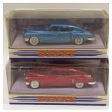 (2) Dinky 1948 Tucker Torpedo In Box Sold times