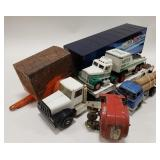 Lot of Miscellaneous Trucks and Trailers.
