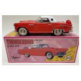 Tin Friction Ford Thunderbird with Hardtop