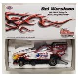 1/24 Scale NHRA Racing Champions Del Worsham 2005