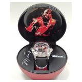 Avon Wilson Michael Jordan Watch New In Box