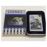 Zippo Lionel 671 Turbine Steam Locomotive Lighter