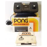 Vintage Atari Pong Model C-100 In Original Box
