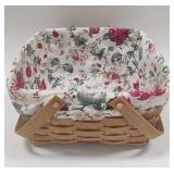 2004 Large Longaberger Basket With Liner