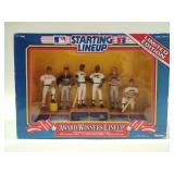 1990 Starting Lineup Baseball Award Winners Lineup