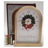 Howard Miller Carols Of Christmas Musical Clock