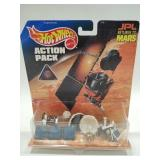 1999 Hotwheels JPL Return To Mars Action Pack