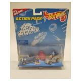 1996 Hotwheels Home Improvement Action Pack