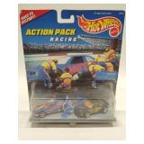 1996 Hotwheels Racing Action Pack