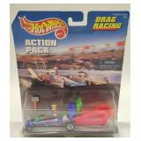 1997 Hotwheels Drag Racing Action Pack