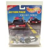 1996 Hotwheels Police Force Action Pack