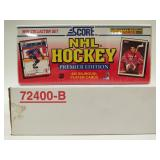 1990 Score NHL Hockey Bilingual Sealed Factory Set