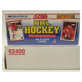 1990 Score NHL Hockey Sealed Factory Card Set