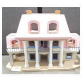 "Large Little Tykes plastic doll house 32""T x  44"""