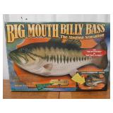 Novelty Big Mouth Bilyl Bass the singing