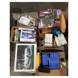 Misc lot containing large lot of in package