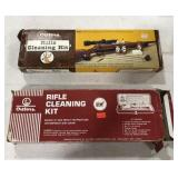 Outers Rifle Cleaning Kit Lot Of 2.