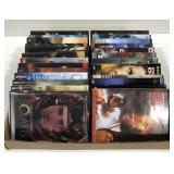 Lot of movie DVD