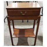 Vintage WM A Berkley Furniture co. Side table,