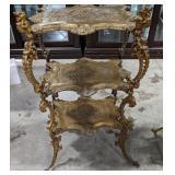 Antique rare ornate  MUSTERSCHUTZ  Victorian