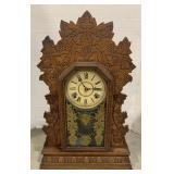 """Concord No. 3 Mantel Clock measures 15"""" x 5"""" x"""