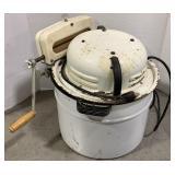 Vintage Portable Diaper Washer