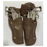 Texas Ranger Toy Pistol and Holster set