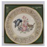 lenox brand plate in original box. Lenox Boehm