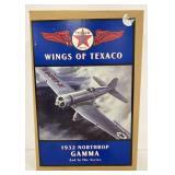 Wings of Texaco 1932 northrop gamma 2nd in series