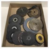 Lot of Sanding Disks