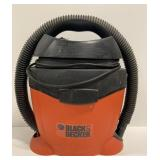 Black & Decker Wet and Dry Portable Utility