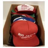 Lot of Trucker Hats