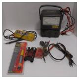Simpson Electric Analog Multimeter and