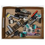 Flat of NOS and Used Sockets
