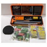 Hoppes Gun Cleaning Kit and Other Fun Cleaning