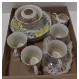 Flat of Lenox fine china ware