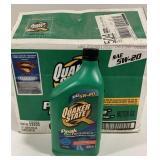 Quaker State Motor Oil *bidding per item*