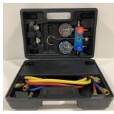 A/C Pro Manifold Gauge & Hose Set
