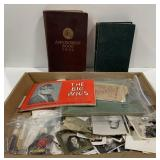 Lot of Vintage Photos, Books, and more