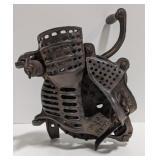 Rare Antique Ear Corn Sheller Cast Iron Hand