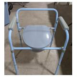 Handicap portable commode by Drive.