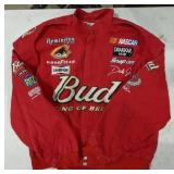 Nascar jacket with wear. Size XL. Chase