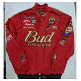 Nascar jacket, size L. Chase Authentics. With